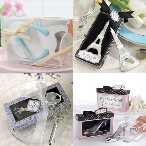 creative design bottle opener with gift box wedding gift souvenir