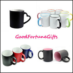 China Promotion Colour Chamge Ceramic Mugs supplier