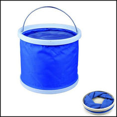 China Promotion Folding Water Bucket outdoor washing fishing gift supplier