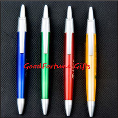 China Neon Oval Ballpoint Pen promotion gift supplier