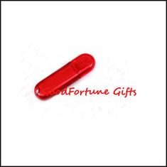 China Eco Plastic Customed U flash Disk usb drive supplier
