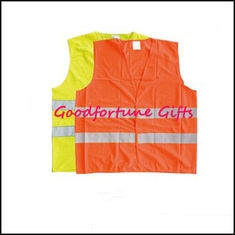China Promotion gift Customed Reflective Vest printed logo supplier