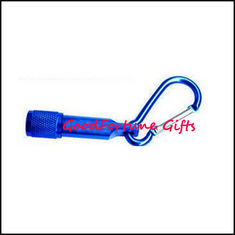 China Promotion carabiners keychain keyrings printed logo gift supplier