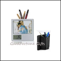 China desk fold calendar pen holder with your photo souvenir supplier