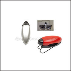 China Customed logo promotion Eco Abs car portable eyeglass holder clamp clip gift holder supplier