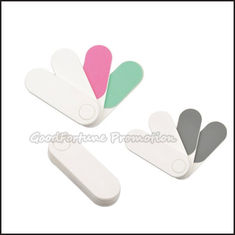 China Promotion 4 in 1 Portable promotional portable printed logo skin beauty nail file gift supplier