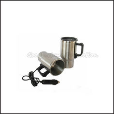 China Promotion car travel stainless steel Electrothermal cup mug water drink cup gift supplier