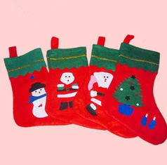 China Christmas Gifts Socks promotion gift supplier