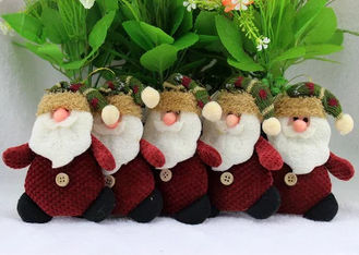 China Christmas Hanging Doll Decoration promotion gift supplier
