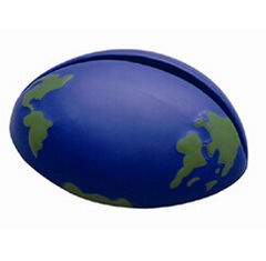 China New promotion gift creative product Earth Paper & Card Holder Stress Ball customed logo supplier