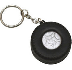China New promotion creative product tyre star Stress keyring customed logo supplier