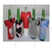 China New promotion gift drink beer wine stubby cup bottle holders cover customed logo supplier