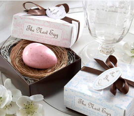 China New creative gift product wedding gift soap with gift box supplier