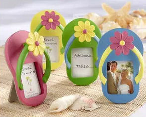 China New creative promotion gift product wedding gift slipper luggage tag label supplier