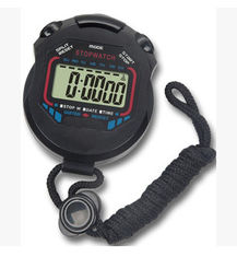 China New promotional customed logo coloured stopwatch timer sports gift supplier