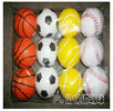 China New promotion gift creative product sports Relief Stress Ball customed logo factory