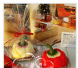 China New creative promotion gift product wedding gift Pumpkin towel with gift box factory