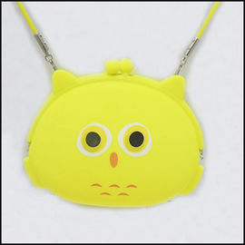 China Silicon Animal Shoulder Bag promotion gift factory