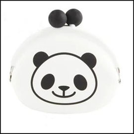 China Silicon Panda Promotion Bag handbag factory