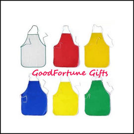 Coloured PVC Apron promotion gift printed logo