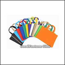 China Customed promotional high quanlity non woven handbag shopping bag printed logo factory