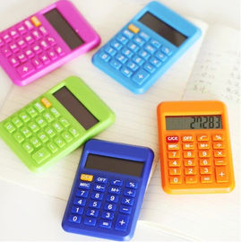China Clip Calculator promotion gift factory