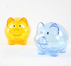 China New promotion gift creative product lovely piggy bank money box factory