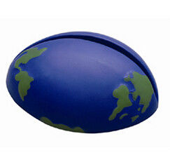 New promotion gift creative product Earth Paper & Card Holder Stress Ball customed logo